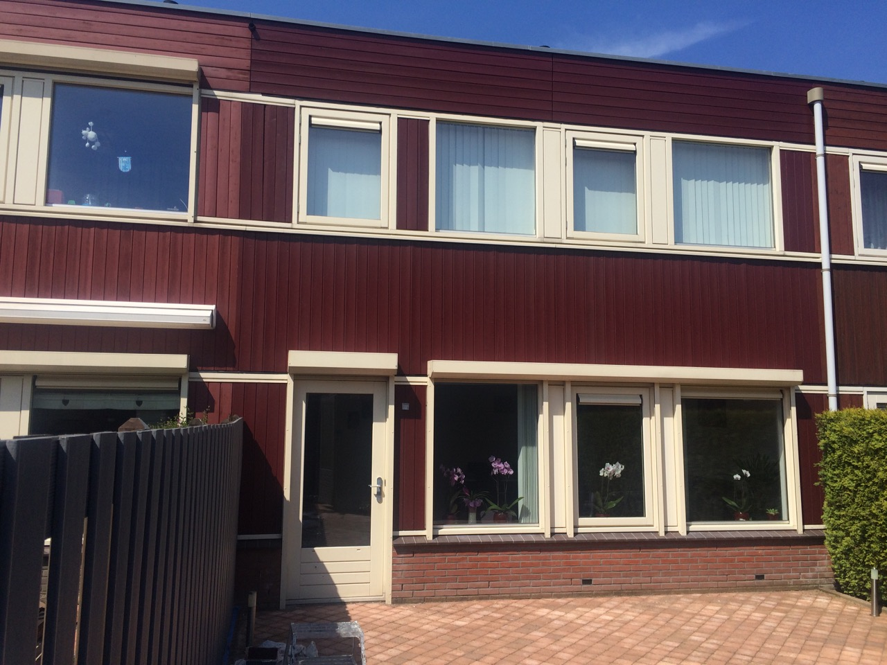 Amazing contact with huis buitenkant schilderen for Wat kost een huis schilderen