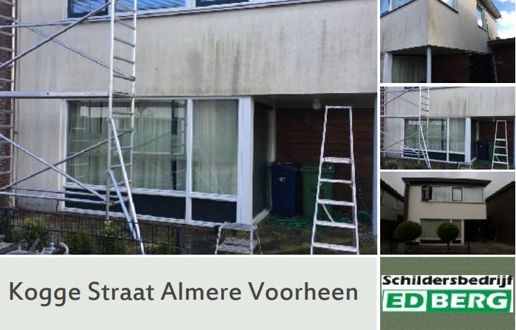 Gevelreiniging Almere